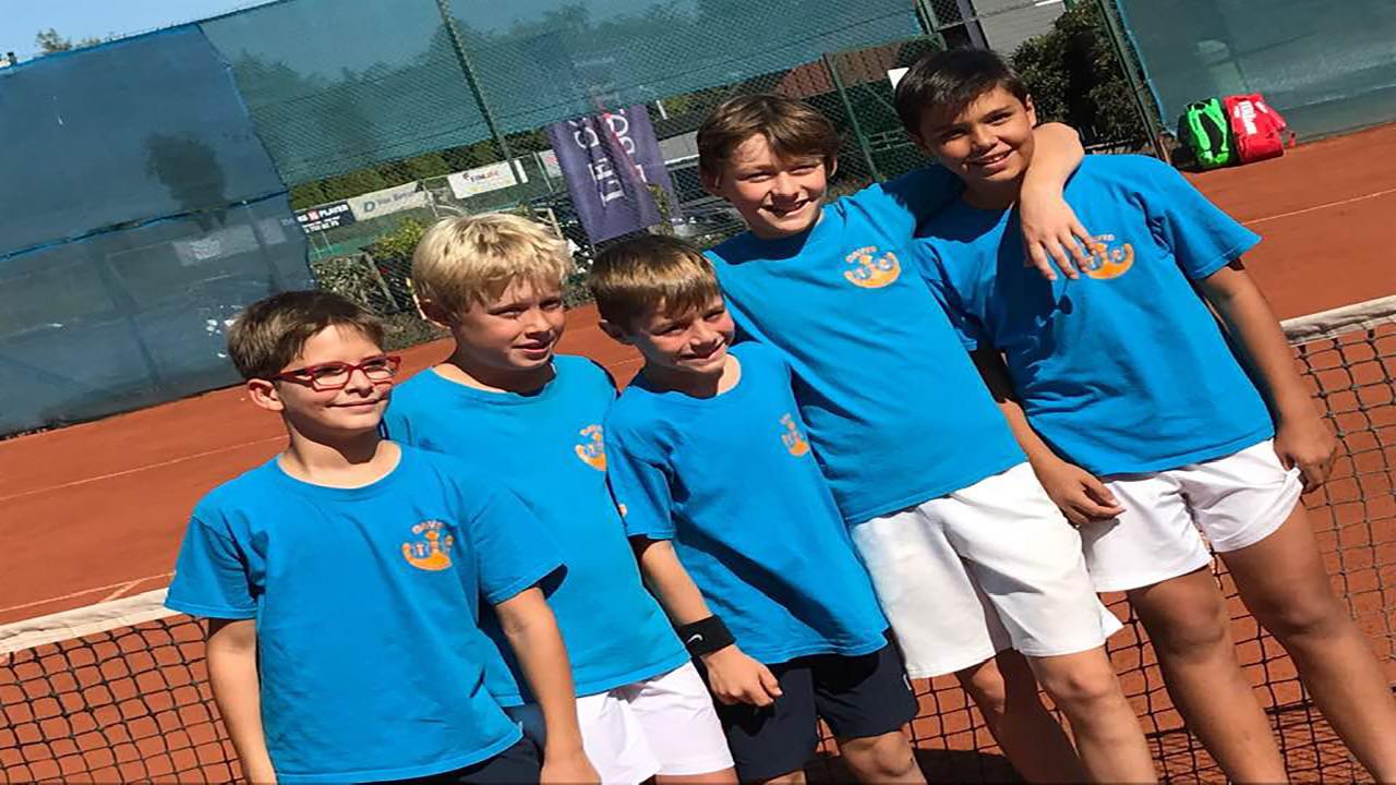 Interclubs Jeunes : des Champions de Belgique et du Brabant