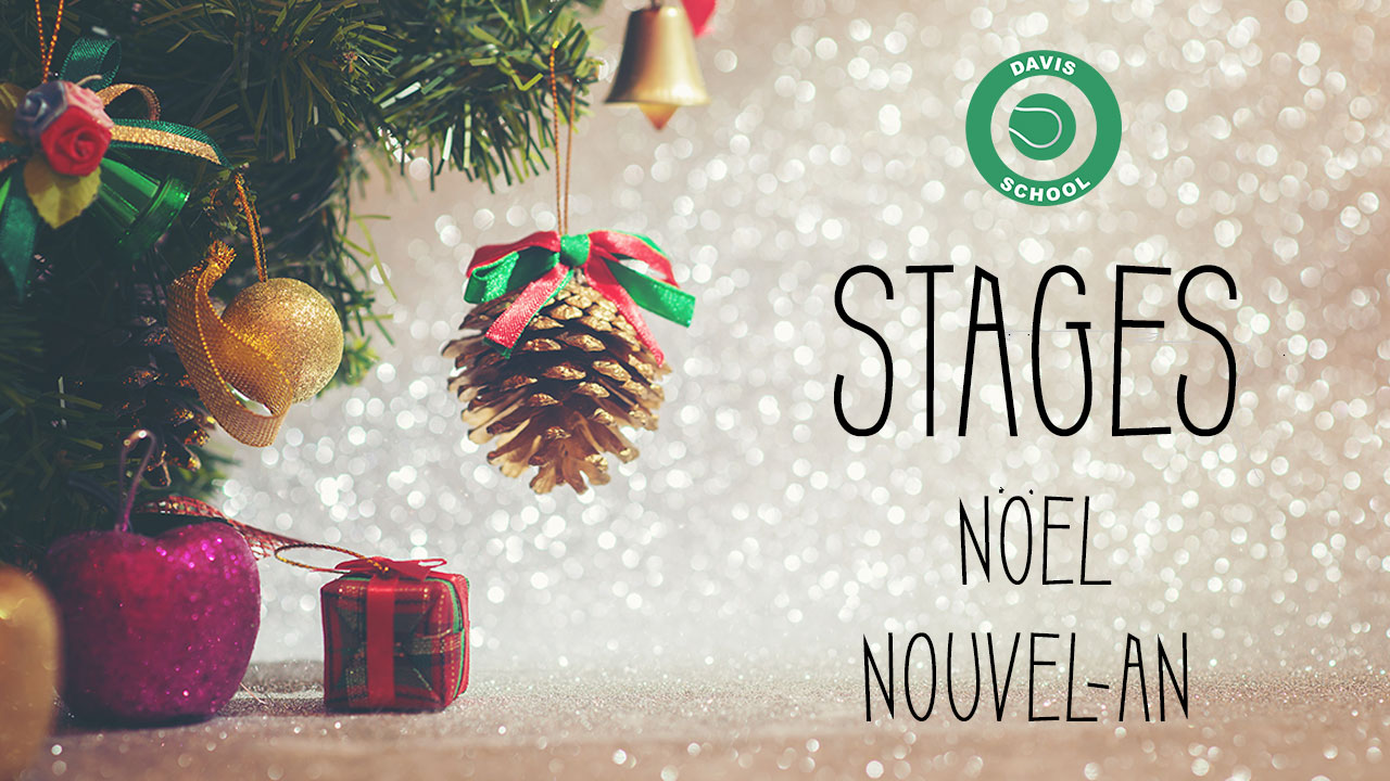 Stages Noël Nouvel An
