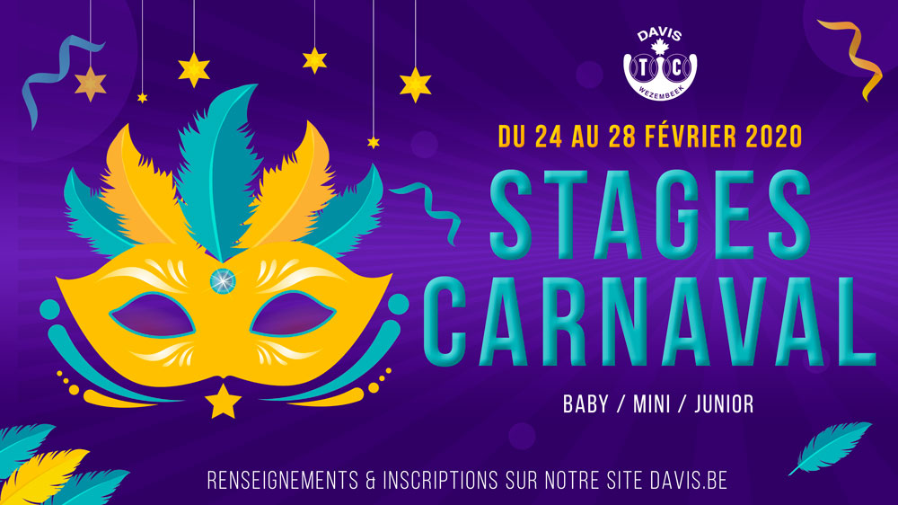 Stages Carnaval