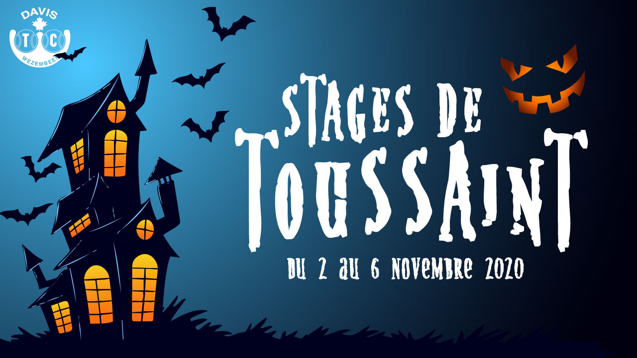 Stages de Toussaint