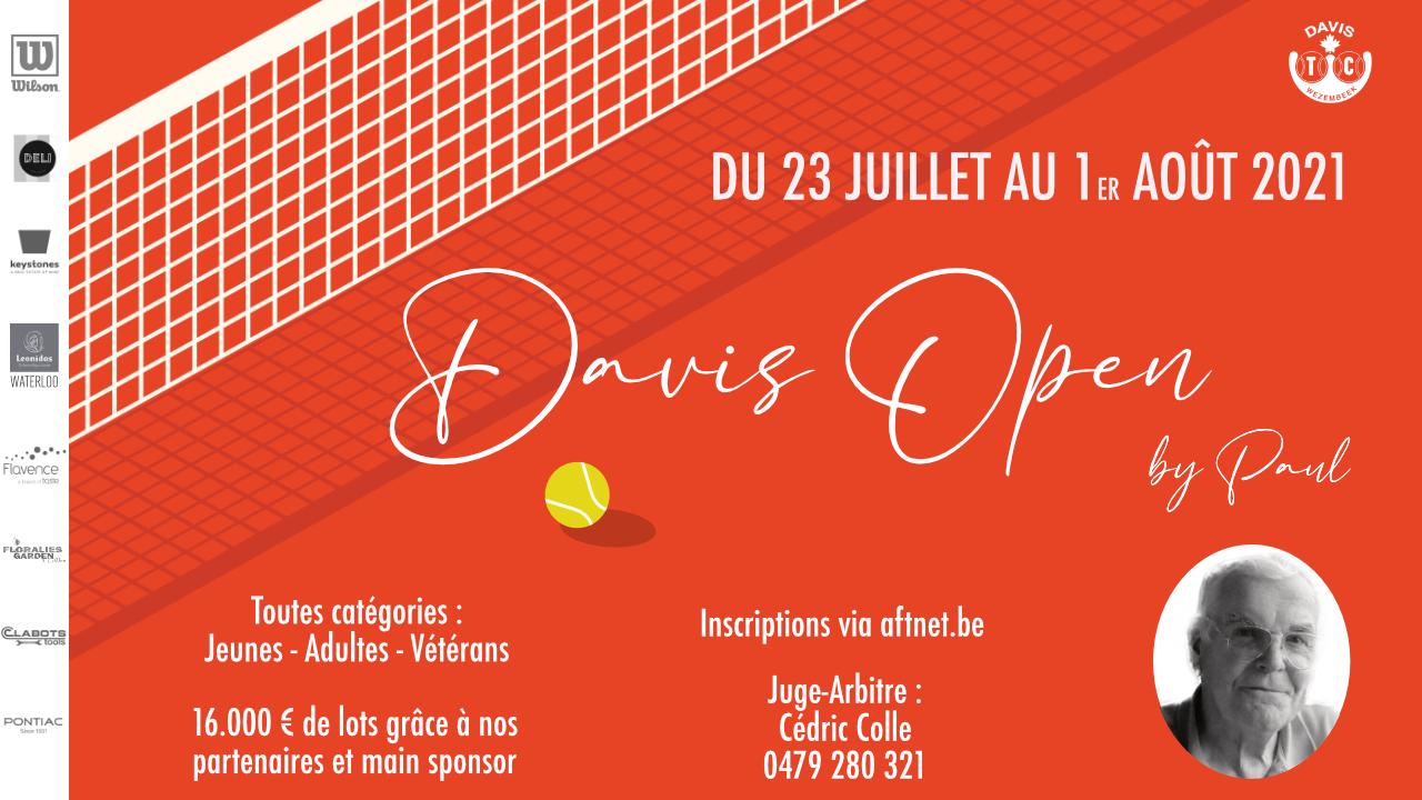 Davis Open 2021 by Paul