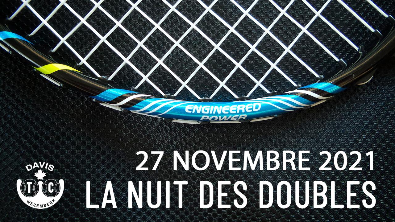 Nuit des Doubles 27/10/2021
